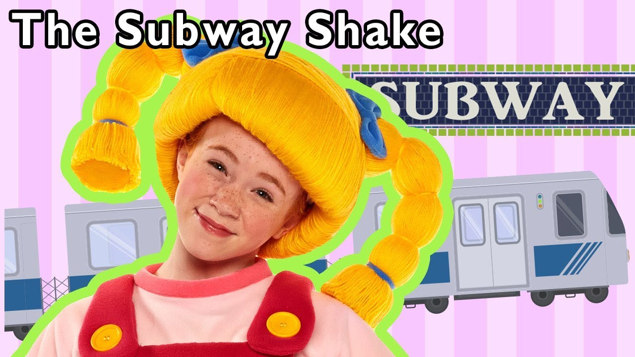 The Subway Shake and More | ZOOM ZOOM TRAIN SONGS | Baby Songs from Mother Goose Club!