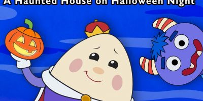 A Haunted House on Halloween Night and More ? | COSTUME PLAYTIME | Mother Goose Club