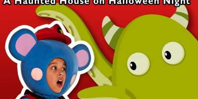 A Haunted House on Halloween Night | PLAY PRETEND | Mother Goose Club Videos