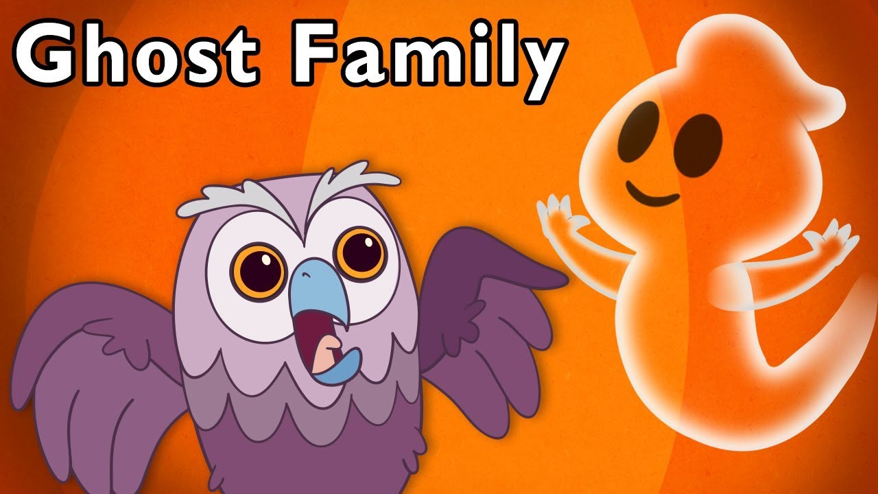 ?Ghost Family and More | HALLOWEEN VIDEOS | Baby Songs from Mother Goose Club!