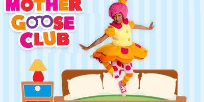 Five Little Monkeys – Mother Goose Club Songs for Children