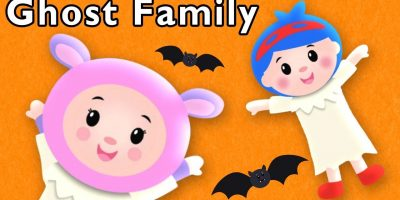 Ghost Family and More | ? HALLOWEEN SONGS | Nursery Rhymes from Mother Goose Club!