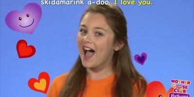 #kiddy Skidamarink Mother Goose Club Playhouse Kids Video