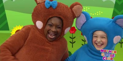 #kidysong Ring Around the Rosy Mother Goose Club Songs For Children