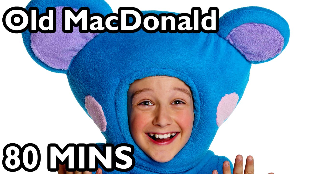 Old MacDonald Had a Farm and More Nursery Rhymes by Mother Goose Club! Old McDonald!