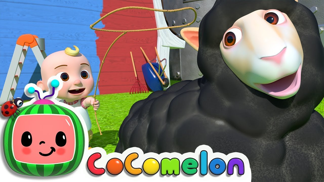 Baa Baa Black Sheep | Cocomelon (ABCkidTV) Nursery Rhymes & Kids Songs