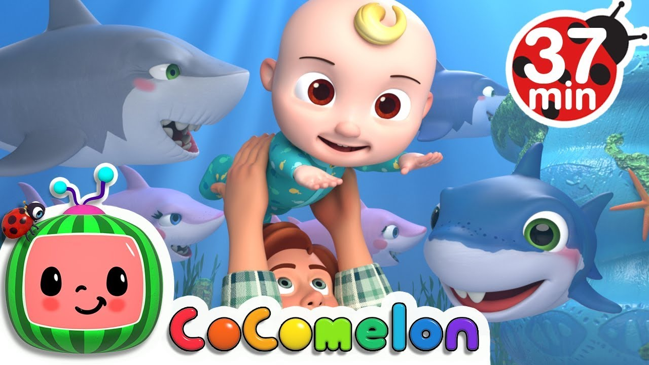 Baby Shark | +More Nursery Rhymes & Kids Songs – Cocomelon (ABCkidTV)