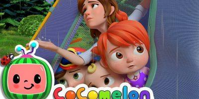 Rain Rain Go Away | Cocomelon (ABCkidTV) Nursery Rhymes & Kids Songs