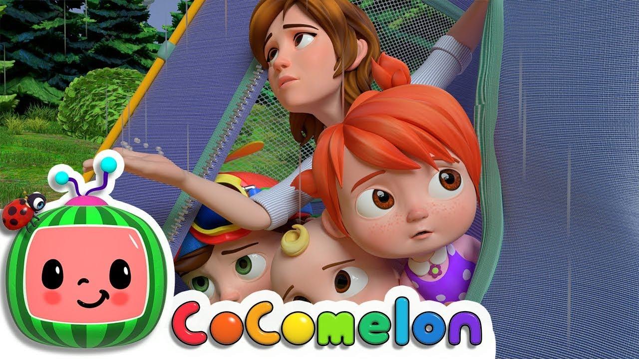 Rain Rain Go Away   Cocomelon (ABCkidTV) Nursery Rhymes & Kids Songs