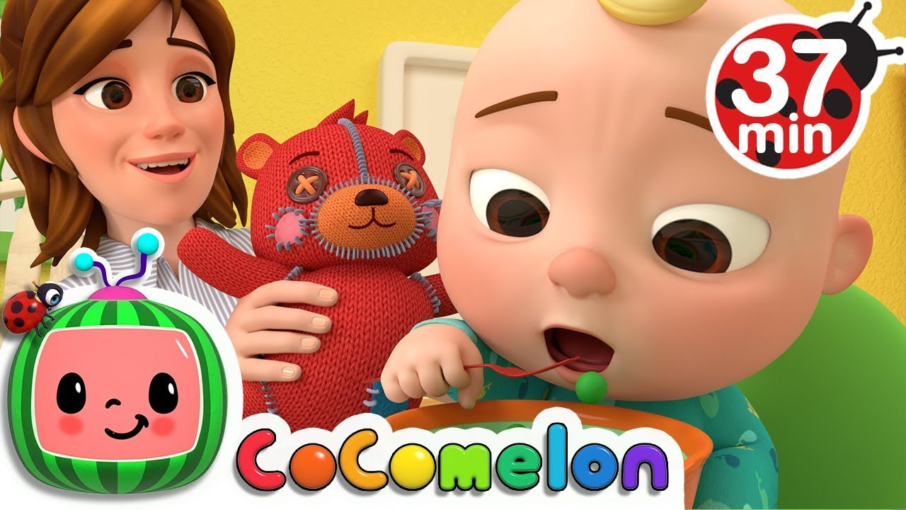 Yes Yes Vegetables Song | +More Nursery Rhymes – Cocomelon (ABCkidTV)