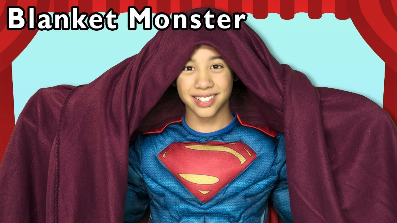 Superhero Blanket Monster and More | FAMILY FUN | Baby Songs from Mother Goose Club!