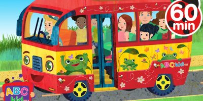 Wheels on the Bus | +More Nursery Rhymes & Kids Songs – Cocomelon (ABCkidTV)