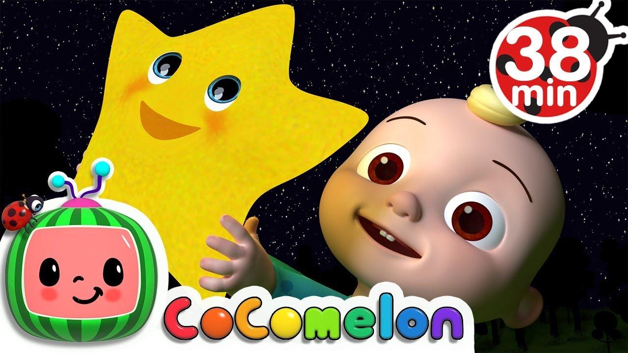Twinkle Twinkle Little Star | +More Nursery Rhymes & Kids Songs – Cocomelon (ABCkidTV)