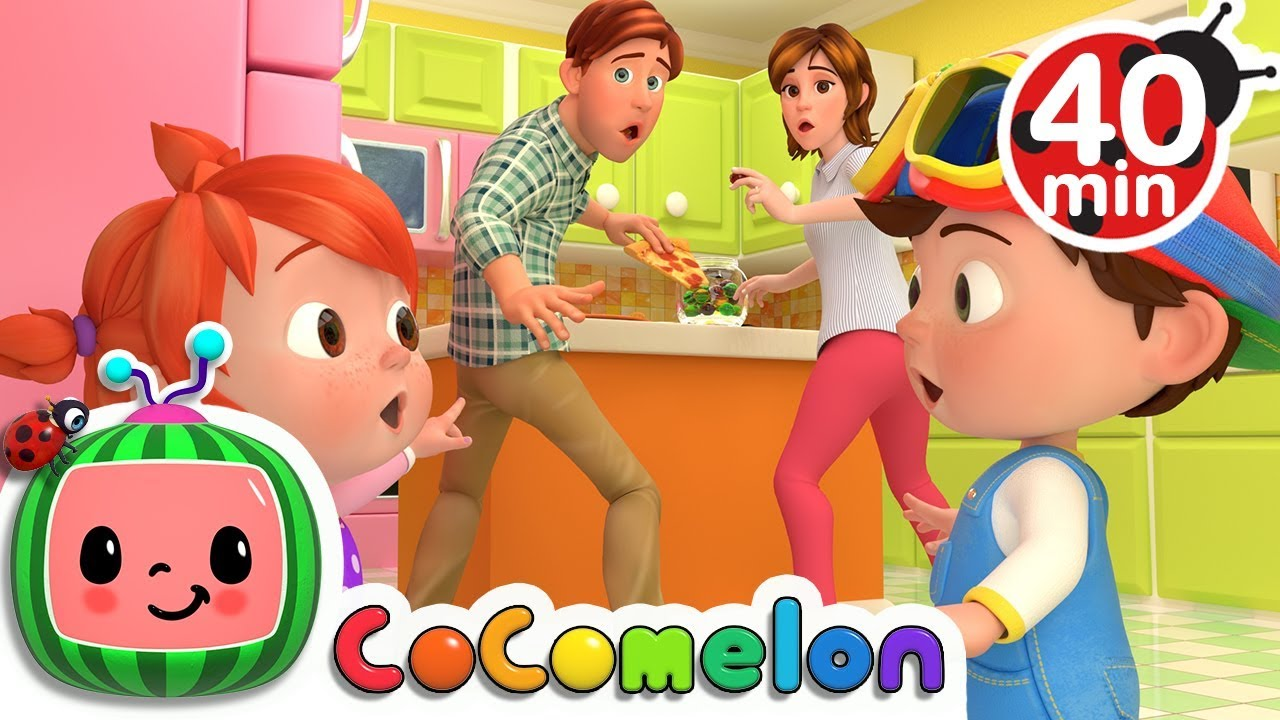 Johny Johny Yes Papa (Parents Version) | +More Nursery Rhymes & Kids Songs – Cocomelon (ABCkidTV)