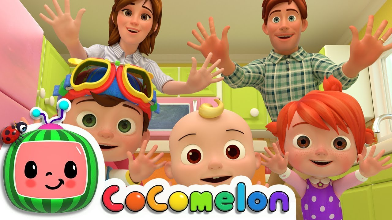 Please and Thank You Song | Cocomelon (ABCkidTV) Nursery Rhymes & Kids Songs