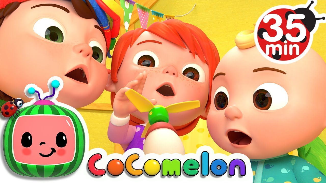 Humpty Dumpty | +More Nursery Rhymes & Kids Songs – Cocomelon (ABCkidTV)