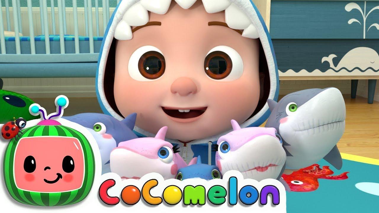 Baby Shark 2 – Hide and Seek | Cocomelon (ABCkidTV) Nursery Rhymes & Kids Songs