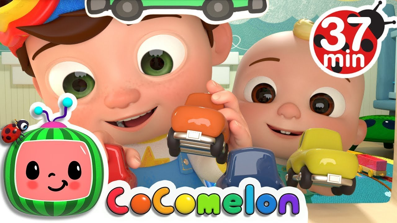 Clean Up Song | +More Nursery Rhymes & Kids Songs – Cocomelon (ABCkidTV)