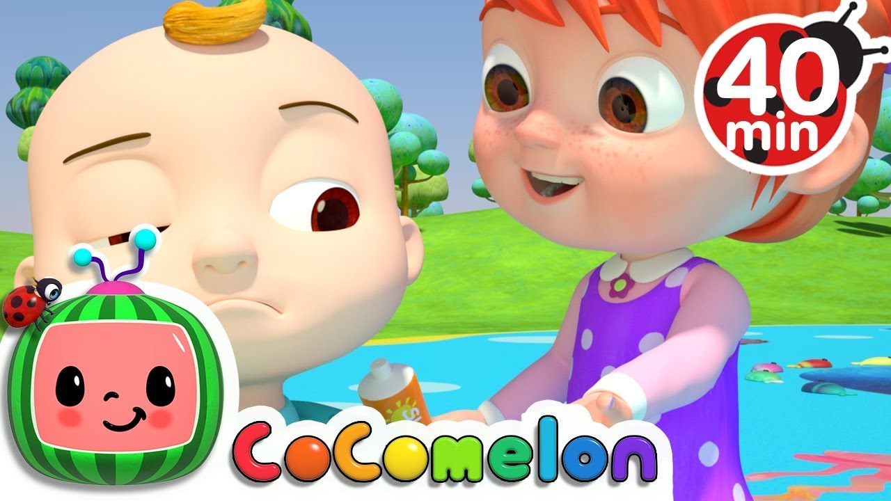 """""""No No"""" Playground Song 