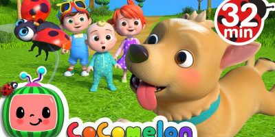 Where Has My Little Dog Gone? | +More Nursery Rhymes – Cocomelon (ABCkidTV)