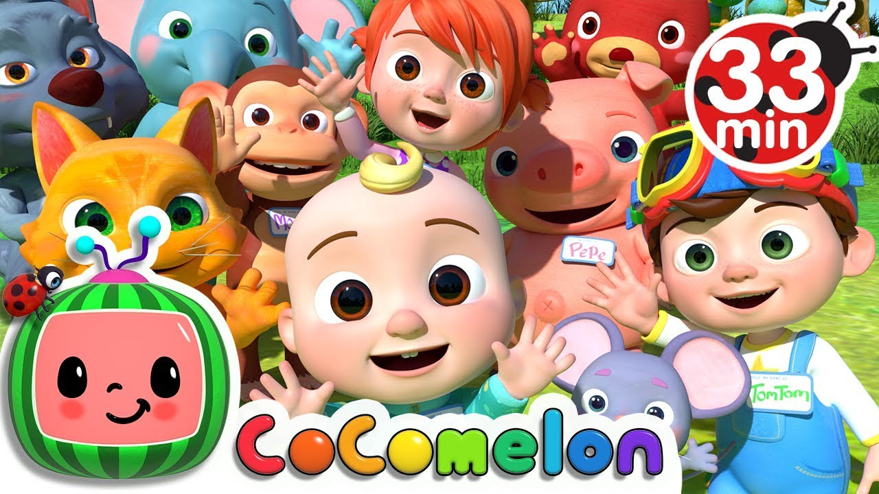 My Name Song | +More Nursery Rhymes & Kids Songs – Cocomelon (ABCkidTV)