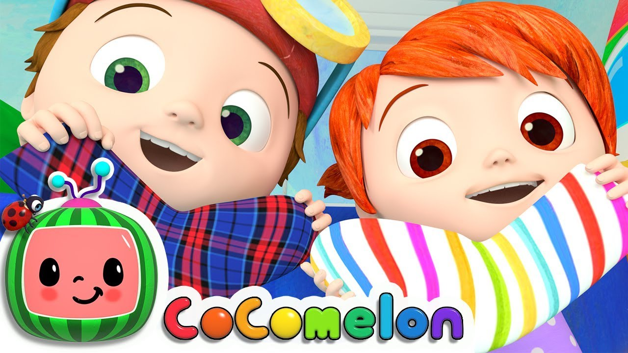 The Socks Song | Nursery Rhymes & Kids Songs | Cocomelon (ABCkidTV) Nursery Rhymes & Kids Songs