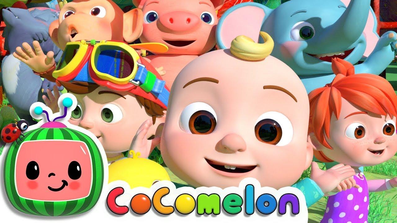Animal Dance Song | Cocomelon (ABCkidTV) Nursery Rhymes ...