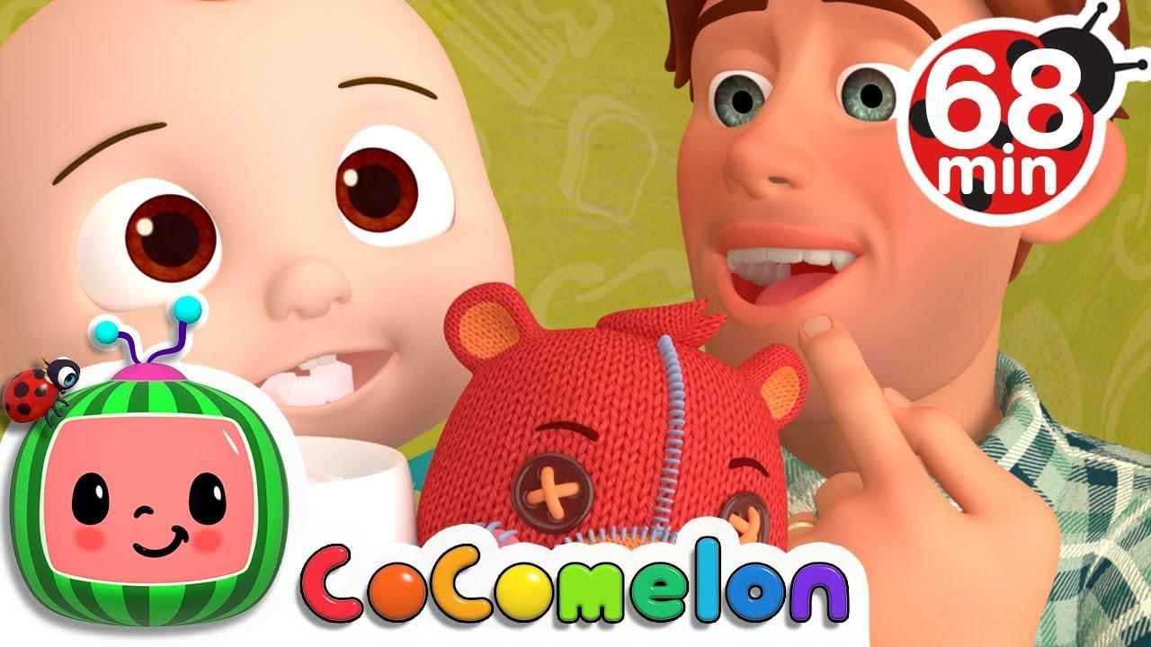Johny Johny Yes Papa | +More Nursery Rhymes & Kids Songs – Cocomelon (ABCkidTV)