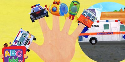 Finger Family – Vehicles 2 | Cocomelon (ABCkidTV) Nursery Rhymes & Kids Songs