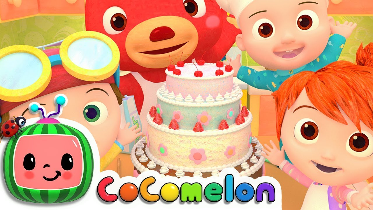 Pat a Cake Song | Cocomelon (ABCkidTV) Nursery Rhymes & Kids Songs