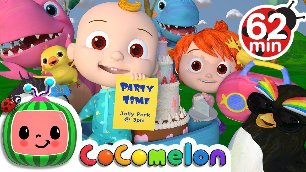 The More We Get Together | +More Nursery Rhymes & Kids Songs – Cocomelon (ABCkidTV)