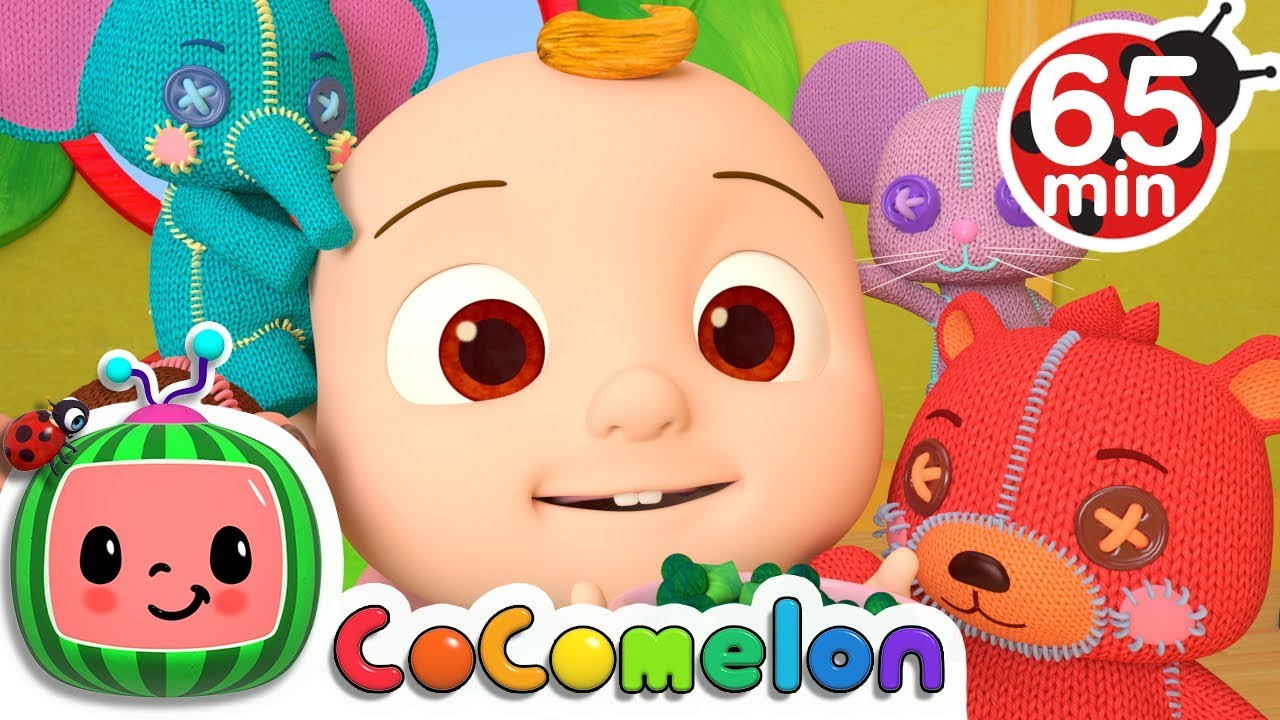 Yum Yum Vegetables Song | +More Nursery Rhymes & Kids Songs – Cocomelon (ABCkidTV)