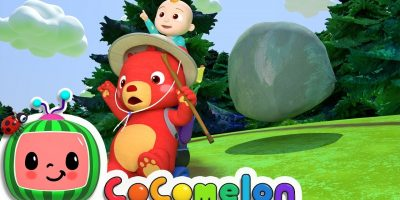 The Bear Went Over the Mountain | Cocomelon (ABCkidTV) Nursery Rhymes & Kids Songs
