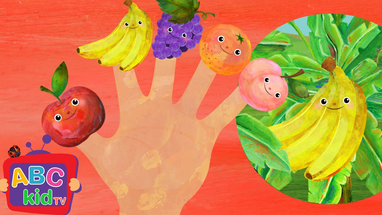 Finger Family – Fruits | Cocomelon (ABCkidTV) Nursery Rhymes & Kids Songs