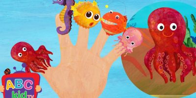 Finger Family – Sea Animals | Cocomelon (ABCkidTV) Nursery Rhymes & Kids Songs