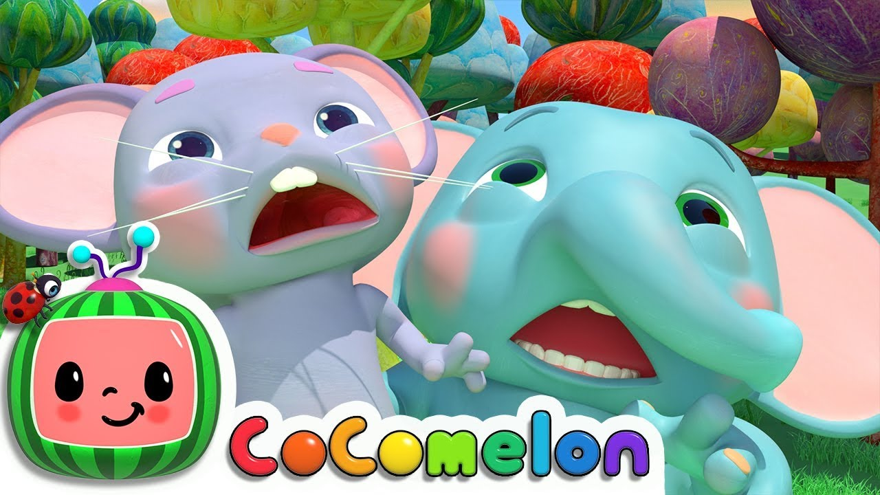 The Hiccup Song | Cocomelon (ABCkidTV) Nursery Rhymes & Kids Songs