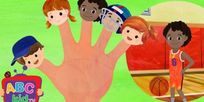 Finger Family – Sports | Cocomelon (ABCkidTV) Nursery Rhymes & Kids Songs