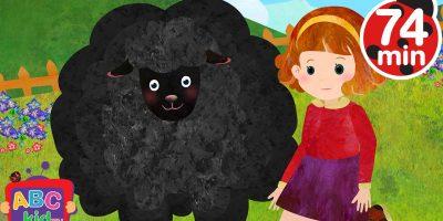 Baa Baa Black Sheep (2D) | +More Nursery Rhymes & Kids Songs – Cocomelon (ABCkidTV)