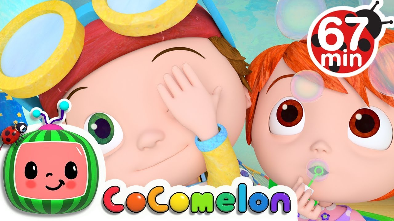 Five Senses Song | +More Nursery Rhymes & Kids Songs – Cocomelon (ABCkidTV)