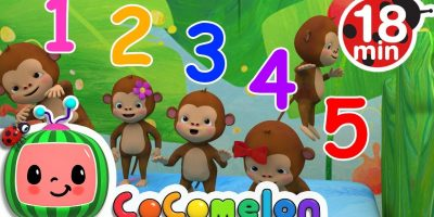 Numbers Song | Counting | Nursery Rhymes & Kids Songs Compilation – Cocomelon (ABCkidTV)