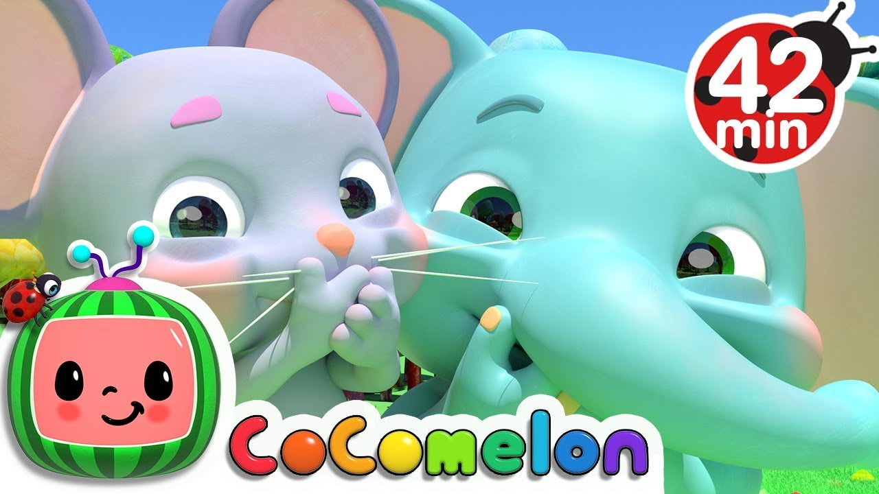 Hiccup Song | +More Nursery Rhymes & Kids Songs – Cocomelon (ABCkidTV)