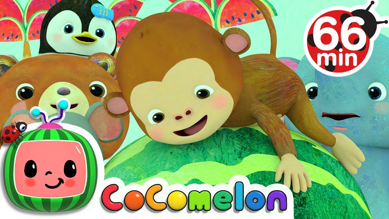 Down by the Bay | +More Nursery Rhymes & Kids Songs – Cocomelon (ABCkidTV)