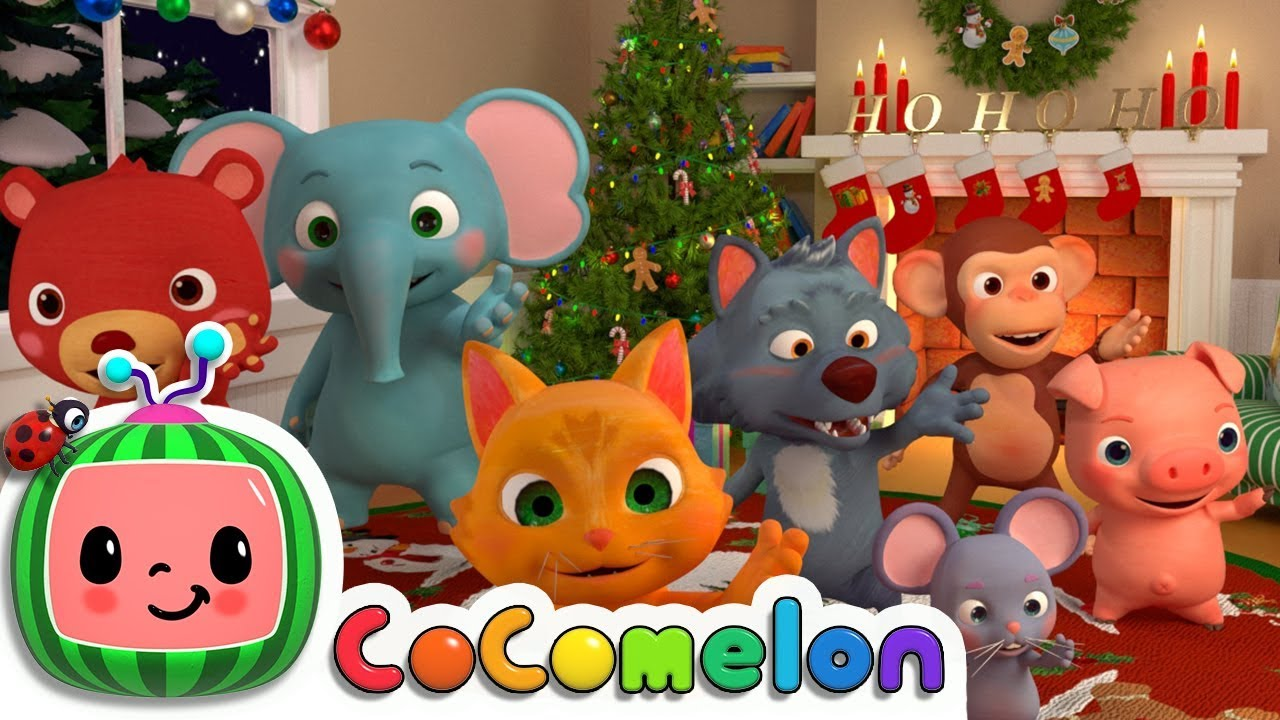 We Wish You a Merry Christmas | Cocomelon (ABCkidTV) Nursery Rhymes & Kids Songs