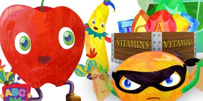 Fruit Song (Vitamin Quest) (2D) | Cocomelon (ABCkidTV) Nursery Rhymes & Kids Songs