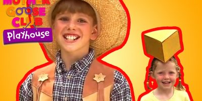 The Farmer in the Dell – Mother Goose Club Playhouse Kids Video