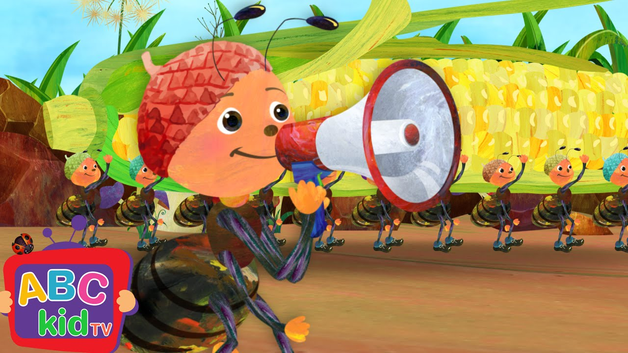 Ants Go Marching | Cocomelon (ABCkidTV) Nursery Rhymes & Kids Songs
