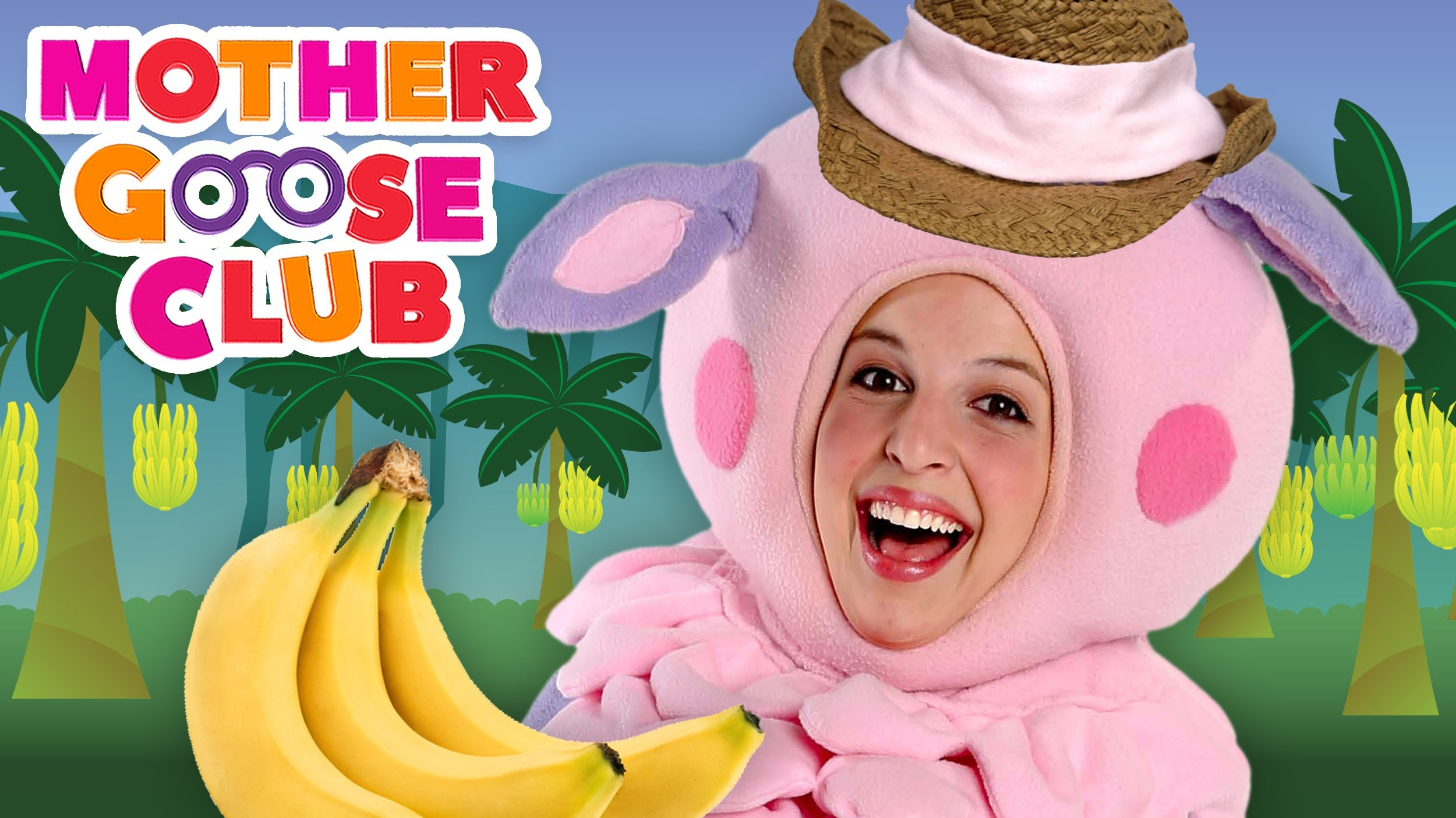 Day-O – Mother Goose Club Songs for Children