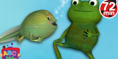 Frog Song | +More Nursery Rhymes & Kids Songs – Cocomelon (ABCkidTV)