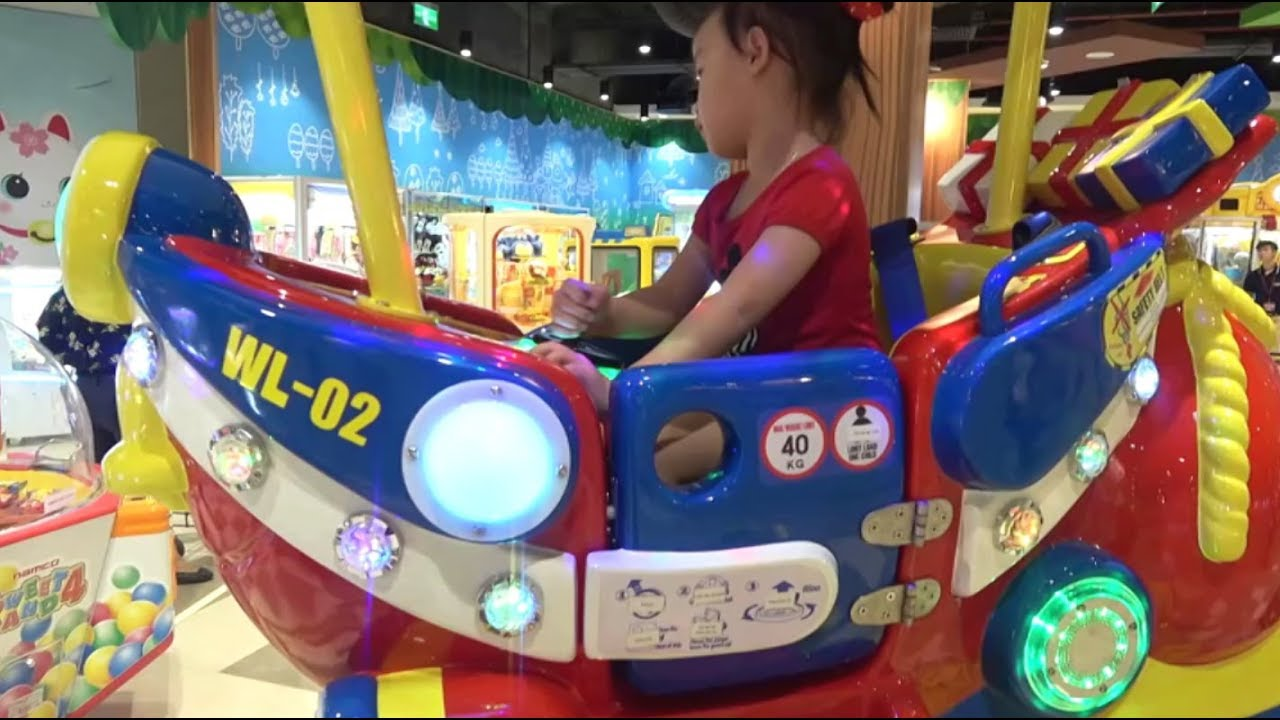 ABCkidTV Misa Indoor Playground for kid at play center – Video for kids and nursery rhymes song