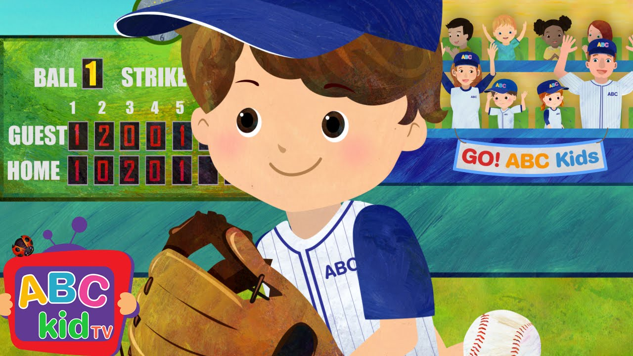Take Me out to the Ballgame | Cocomelon (ABCkidTV) Nursery Rhymes & Kids Songs
